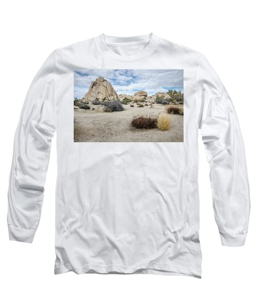 Rock Tower No.2 Long Sleeve T-Shirt