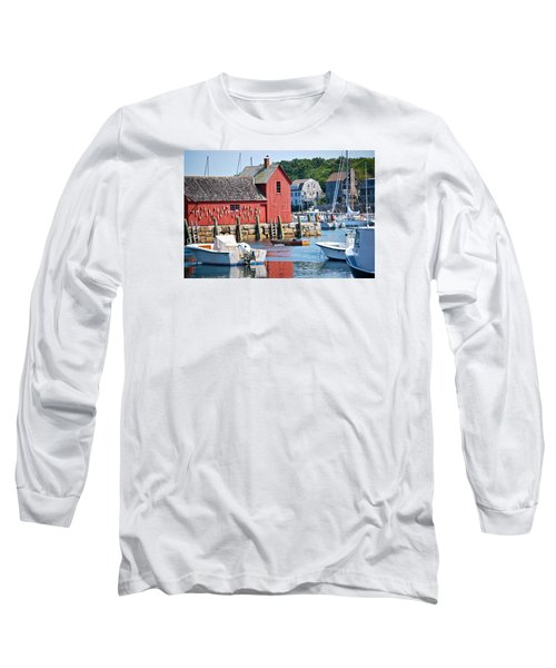 Rockport Motif 1 Long Sleeve T-Shirt