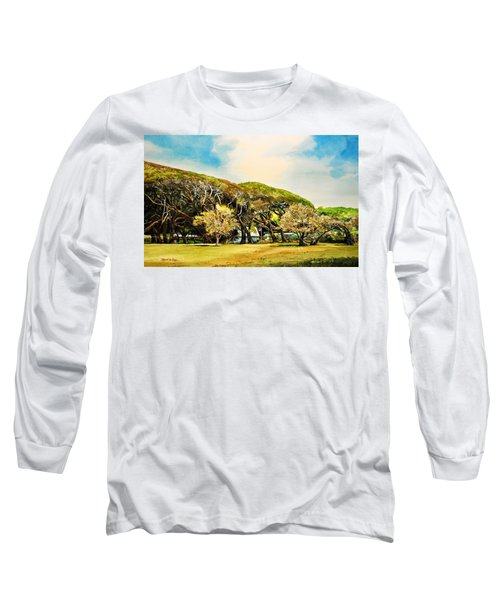 Rockport Oaks Long Sleeve T-Shirt