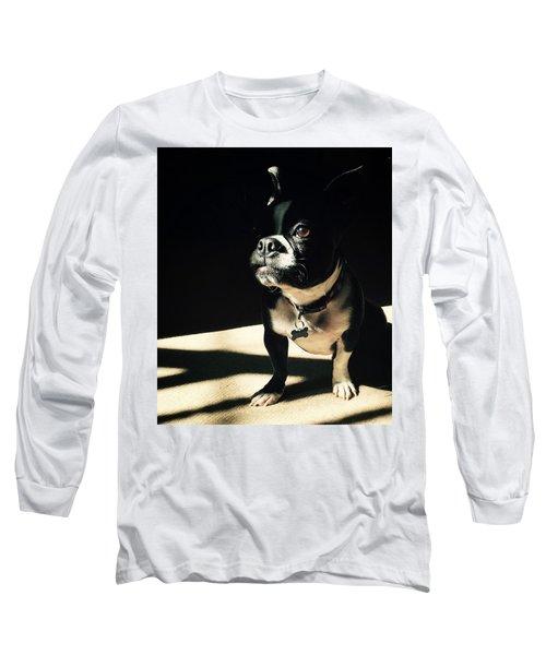Rocky Long Sleeve T-Shirt by Sharon Jones