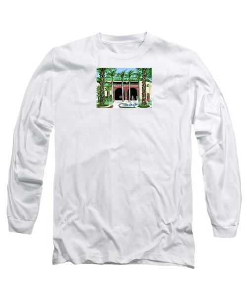 Roger Dean Stadium Long Sleeve T-Shirt