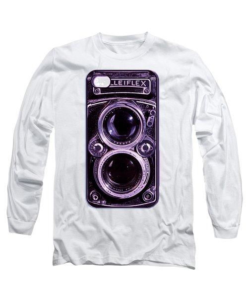 Eye Rolleiflex Euphoria Long Sleeve T-Shirt