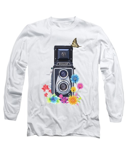 Rollop Long Sleeve T-Shirt by Keith Hawley
