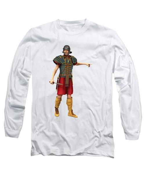 Roman Legionary 1st Ad T-shirt Long Sleeve T-Shirt