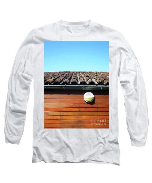 Roofline Ripples Long Sleeve T-Shirt