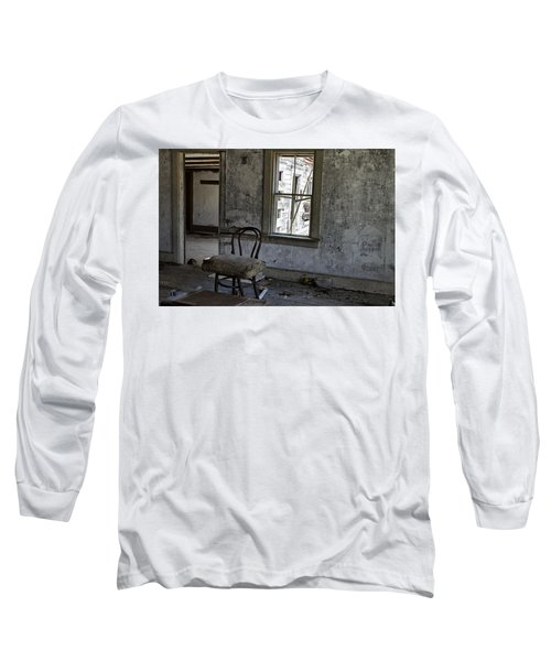Room Of Memories  Long Sleeve T-Shirt by Betty Pauwels