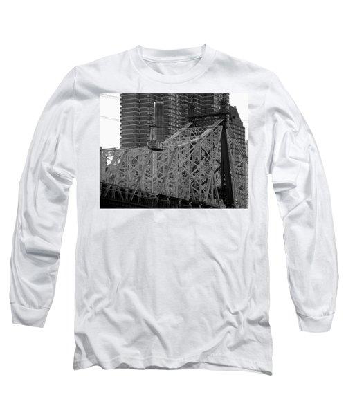 Roosevelt Island Tram Long Sleeve T-Shirt