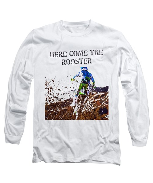 Roosted Long Sleeve T-Shirt