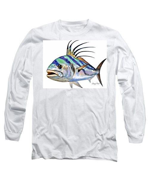 Roosterfish Digital Long Sleeve T-Shirt