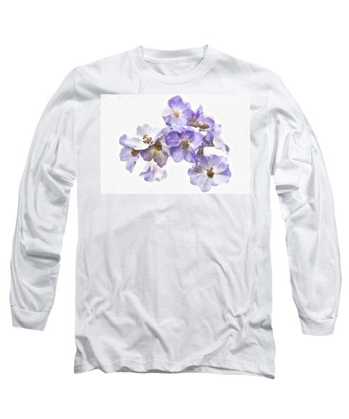Rosa Canina - Watercolour Long Sleeve T-Shirt