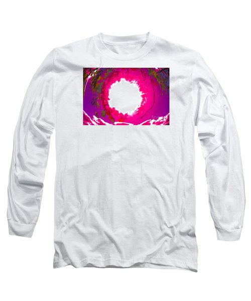 Rosa Long Sleeve T-Shirt by Jesse Ciazza