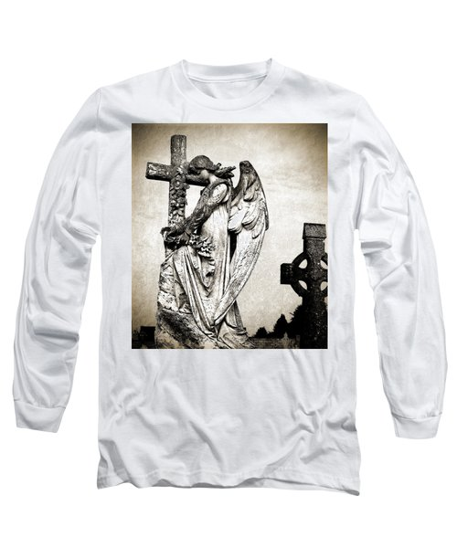 Roscommon Angel No 1 Long Sleeve T-Shirt
