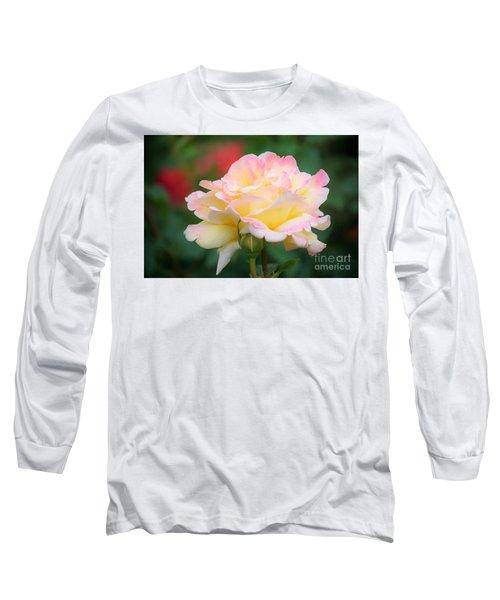 Rose Beauty Long Sleeve T-Shirt