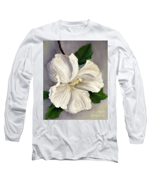 Rose Of Sharon Diana Long Sleeve T-Shirt