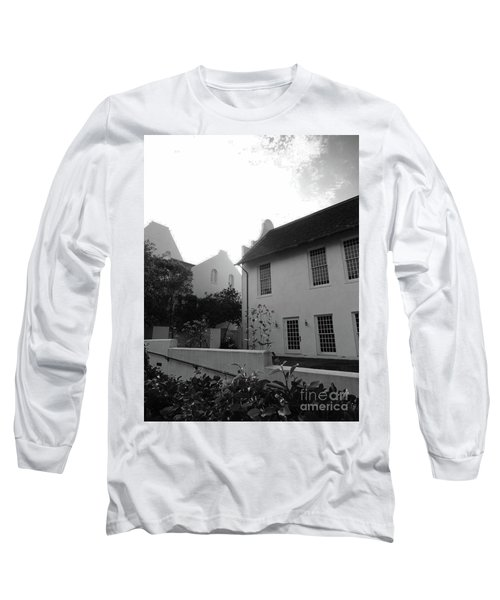 Rosemary Beach Long Sleeve T-Shirt by Megan Cohen
