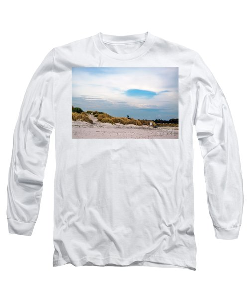 Rosignano Beach Long Sleeve T-Shirt