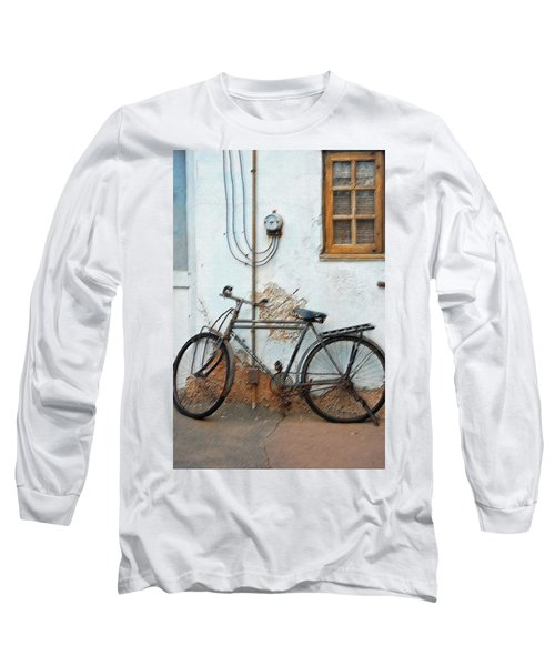 Rough Bike Long Sleeve T-Shirt