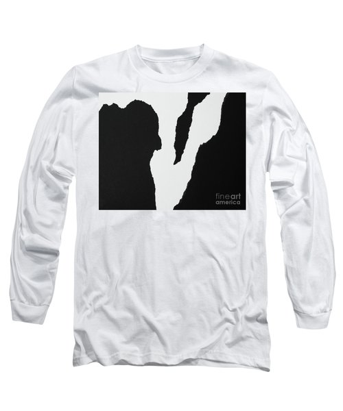 Rough V Long Sleeve T-Shirt