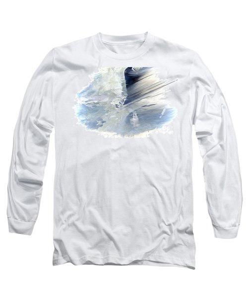 Rough Yet Peaceful Long Sleeve T-Shirt