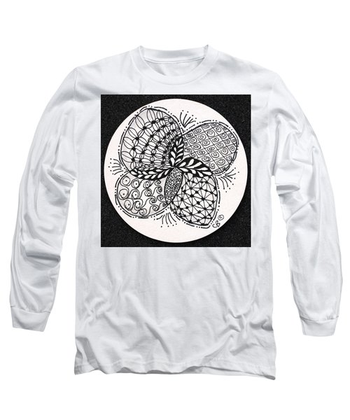Round And Round Long Sleeve T-Shirt