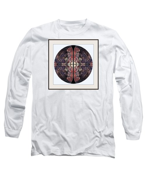Round One Long Sleeve T-Shirt by Jack Dillhunt