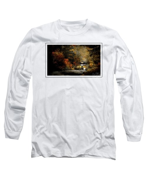 Round The Bend Long Sleeve T-Shirt