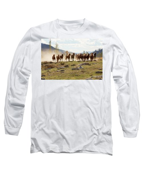 Round Up Long Sleeve T-Shirt