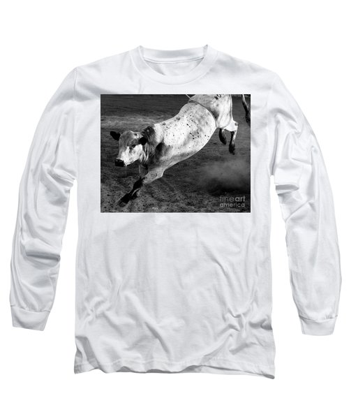 Rowdy Bucking Bull Long Sleeve T-Shirt