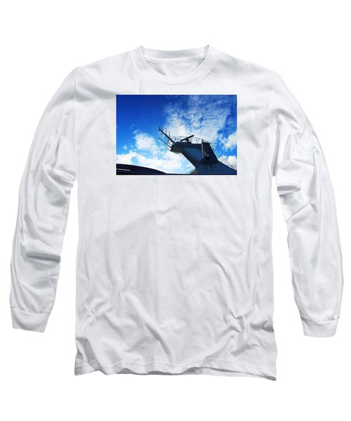 Royal Caribbean Cruise Long Sleeve T-Shirt by Infinite Pixels