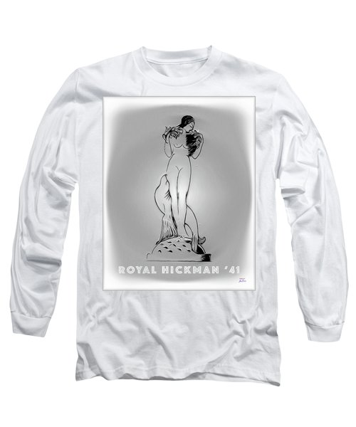 Royal Hickman 41 2 Long Sleeve T-Shirt