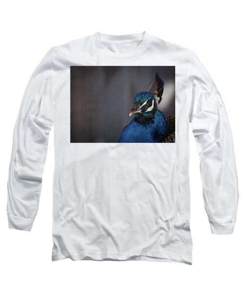 Royal Plume Long Sleeve T-Shirt