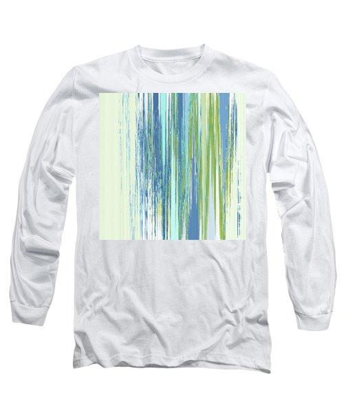 Rainy Street Long Sleeve T-Shirt