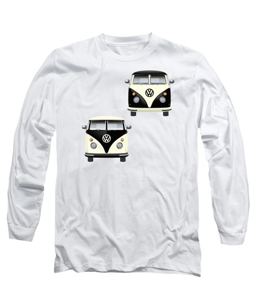Long Sleeve T-Shirt featuring the digital art Rubadubdub by Tim Gainey