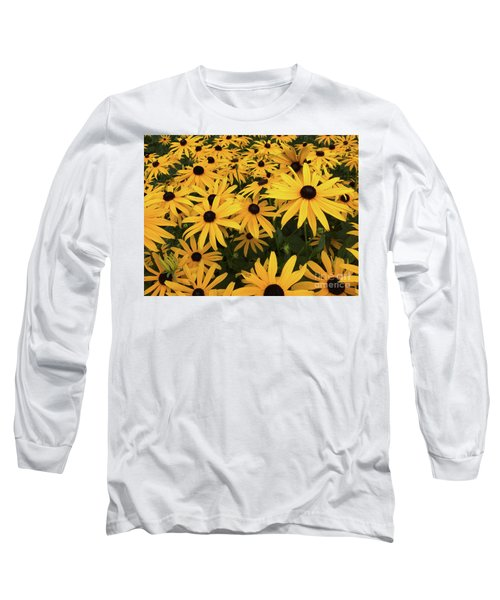 Rudbeckia Fulgida Goldsturm Long Sleeve T-Shirt