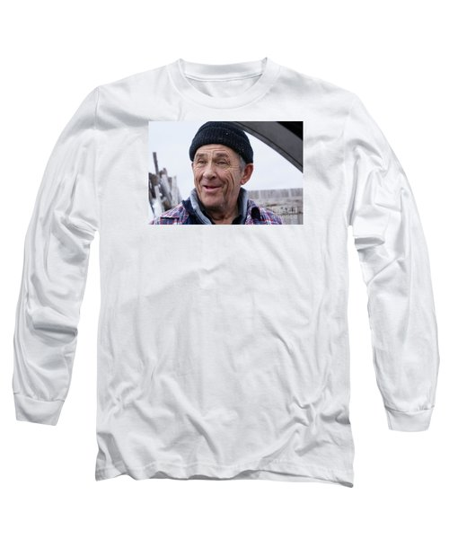 Rugged Fisherman Long Sleeve T-Shirt