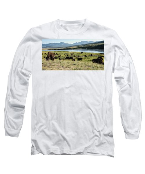 Rumble Long Sleeve T-Shirt