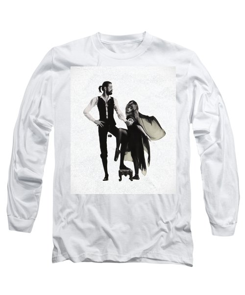 Rumours Painterly Long Sleeve T-Shirt