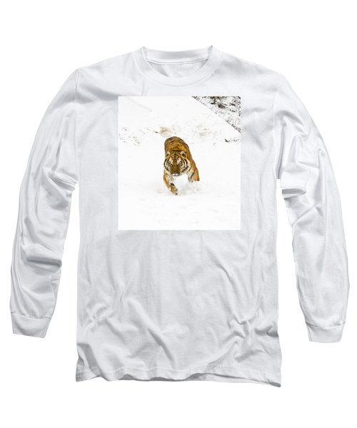 Running Tiger Long Sleeve T-Shirt