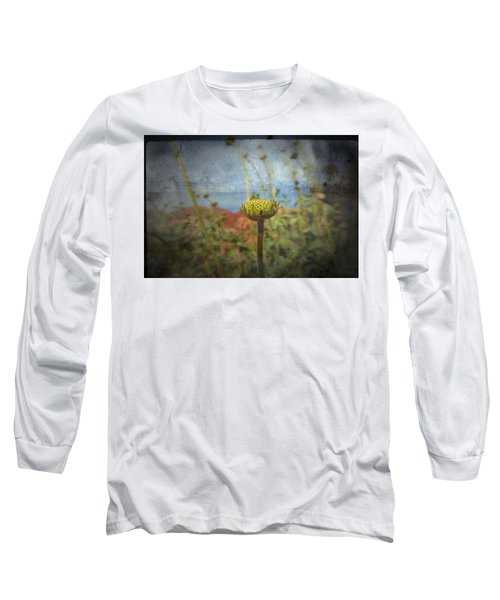 Long Sleeve T-Shirt featuring the photograph Runt  by Mark Ross