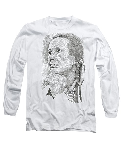 Russell Means Long Sleeve T-Shirt