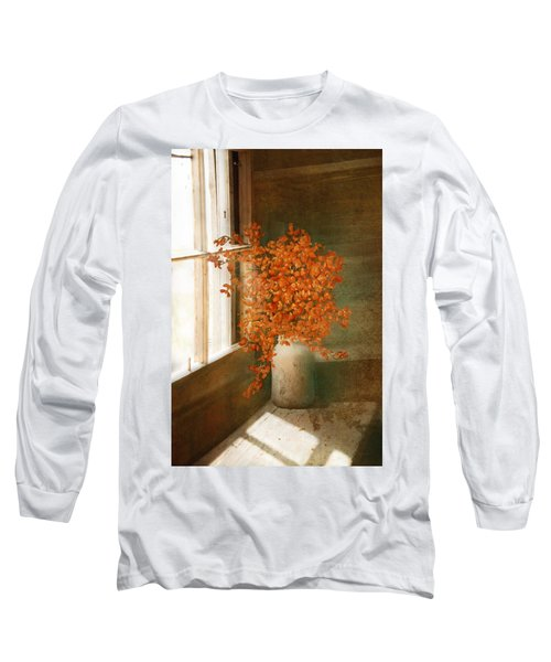 Rustic Bouquet Long Sleeve T-Shirt