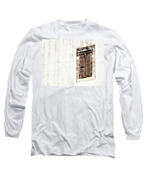 Finestra Rustica Long Sleeve T-Shirt