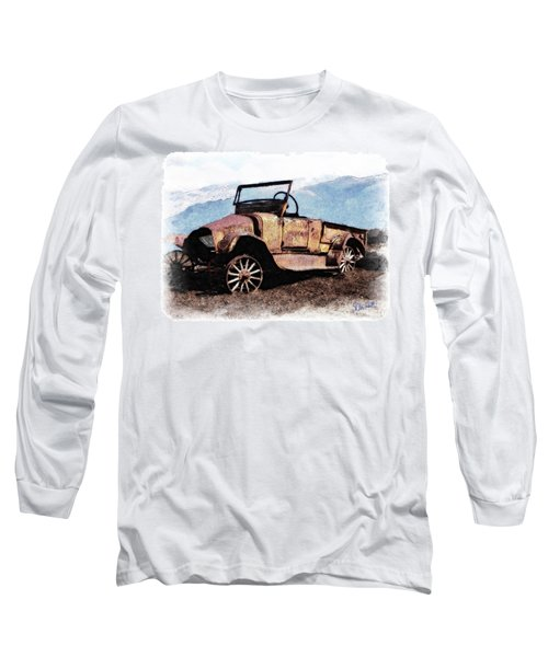 Rusty Long Sleeve T-Shirt