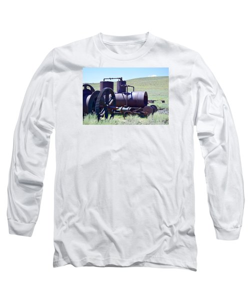 Rusty Wench Long Sleeve T-Shirt