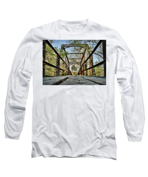 Englewood Bridge Long Sleeve T-Shirt by Cricket Hackmann