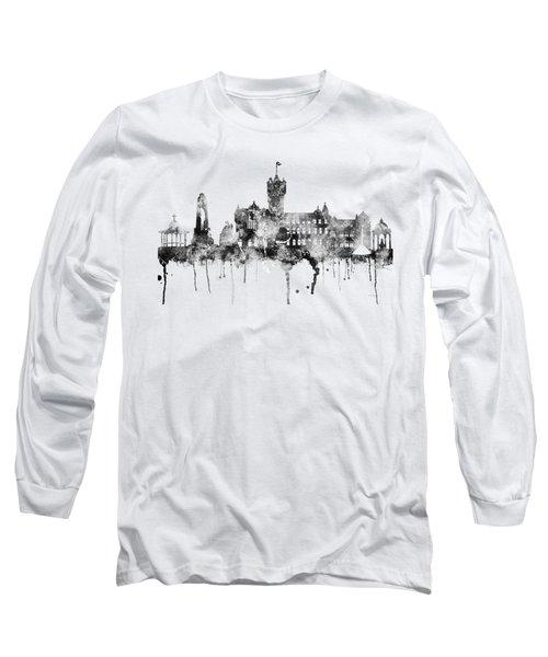 Rutherglen Lanarkshire Scotland Long Sleeve T-Shirt