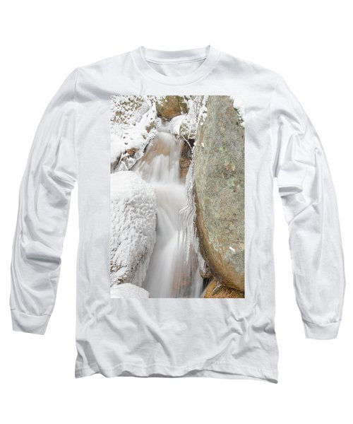 Ruxton Of Manitou  Long Sleeve T-Shirt by Bijan Pirnia