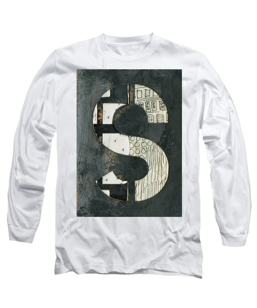 The Letter S Long Sleeve T-Shirt