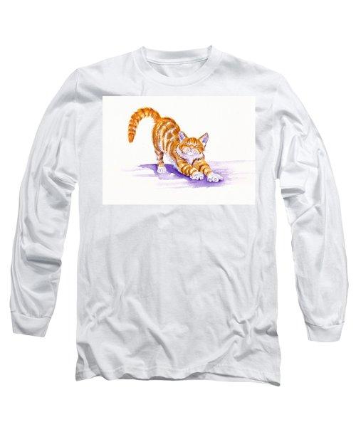 S-t-r-e-t-c-h Long Sleeve T-Shirt