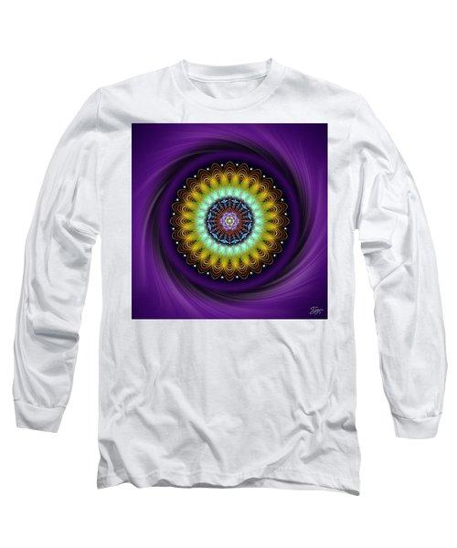 Sacred Geometry 710 Long Sleeve T-Shirt